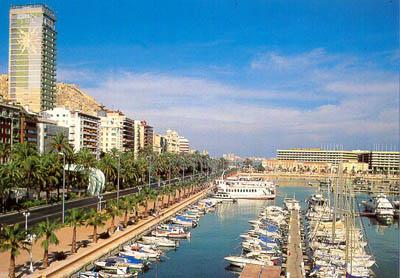 Car rental Alicante