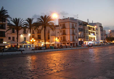 Car rental Ibiza