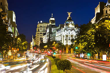Car rental Madrid
