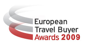 European Travel Buyer Awards 2009